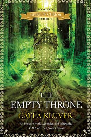 The Empty Throne(Heirs of Chrior 2)