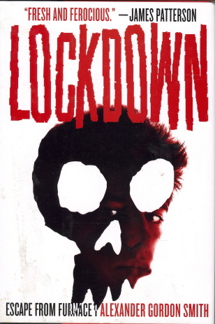 Lockdown by Alexander Gordon Smith