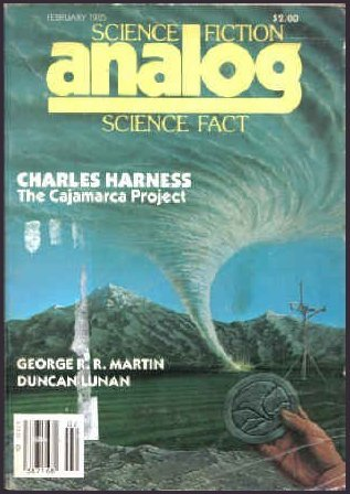 Analog Science Fiction and Fact, February 1985