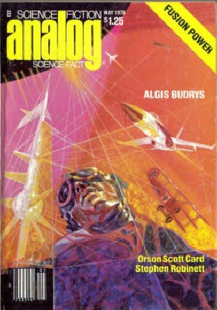 Analog Science Fiction and Fact, 1978 May