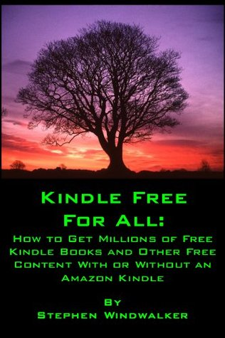 Kindle free for all: how to get millions of free kindle books and other free content