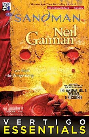 Vertigo Essentials: The Sandman (2014-) #1