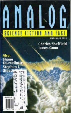 Analog Science Fiction and Fact, 1999 September