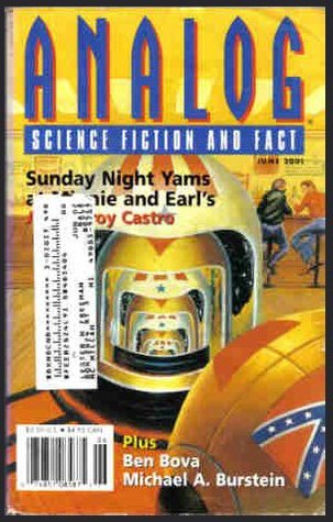 Analog Science Fiction and Fact, June 2001