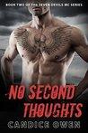 No Second Thoughts (Seven Devils MC, #2)