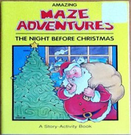Amazing Maze Adventures: The Night Before Christmas