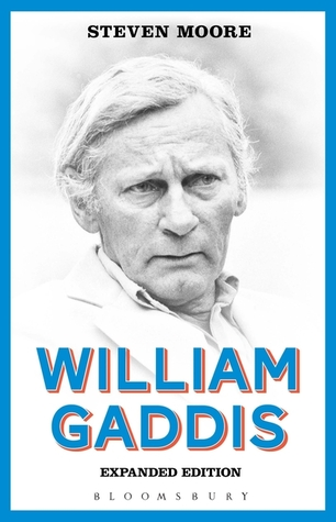 William gaddis by steven moore fandeluxe Choice Image