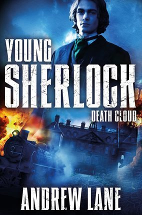 Death Cloud(Young Sherlock Holmes 1)
