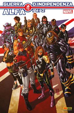 Guerra d'Indipendenza - Alpha (Marvel Icon, #18)
