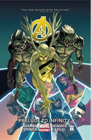 Avengers, Volume 3: Prelude to Infinity