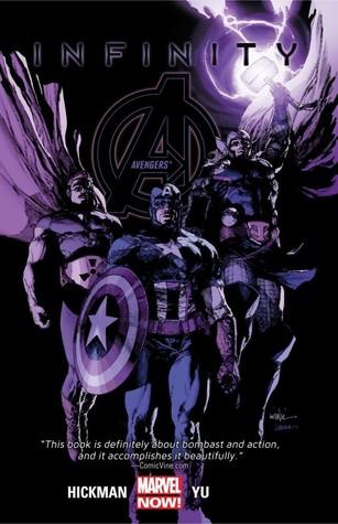 Avengers, Volume 4: Infinity