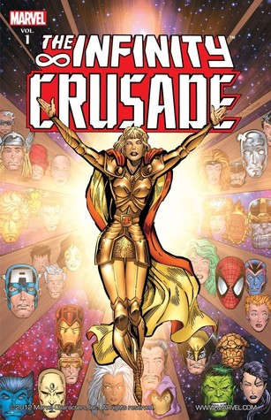 The Infinity Crusade by Jim Starlin