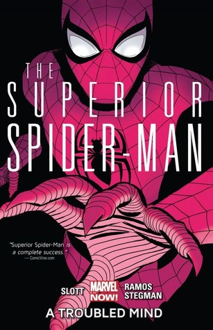 The Superior Spider-Man, Vol. 2: A Troubled Mind