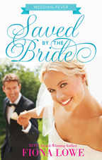 Saved By The Bride(Wedding Fever 1)