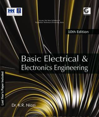 Basic Electrical and Electronics Engineering Book