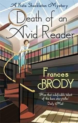 Death of an Avid Reader (Kate Shackleton, #6)