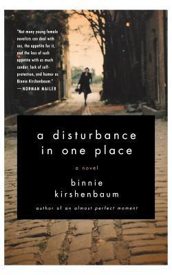 A Disturbance in One Place by Binnie Kirshenbaum