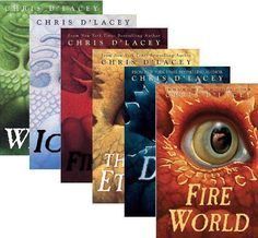 Icefire Complete Collection (6 Book Set) (The Last Dragon Chronicles, 1-6 The Fire Within; Icefire; Fire Star; The Fire Eternal; Dark Fire; and Fire World)