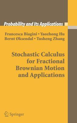 Stochastic Calculus for Fractional Brownian Motion and Applications. Probability and Its Applications.