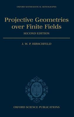 Projective Geometries Over Finite Fields. Oxford Mathematical Monographs
