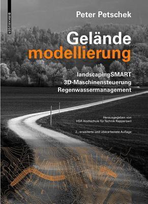 Gelandemodellierung: Landscapingsmart 3D Maschinensteuerung Regenwassermanagement
