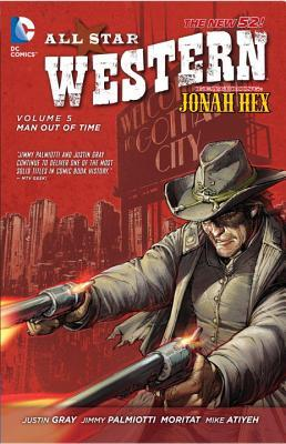 All-Star Western, Volume 5: Man Out of Time