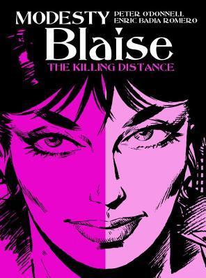 The Killing Distance (Modesty Blaise Graphic Novel Titan #26)