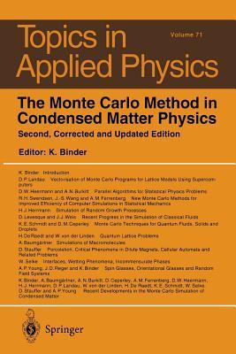 The Monte Carlo Method In Condensed Matter Physics par Kurt Binder