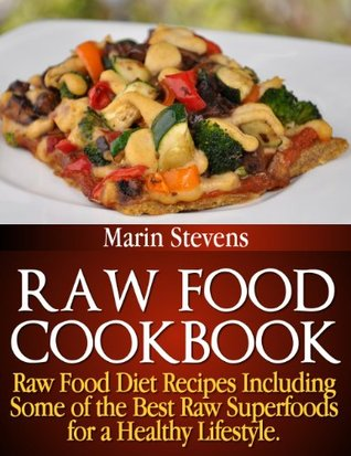 Raw food cookbook by marin stevens raw food cookbook forumfinder