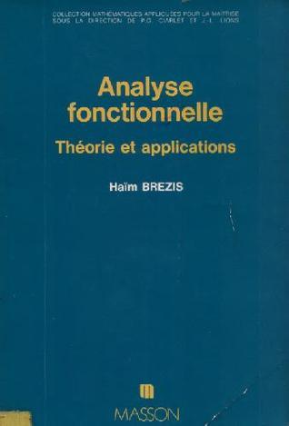 analyse fonctionnelle haim brezis