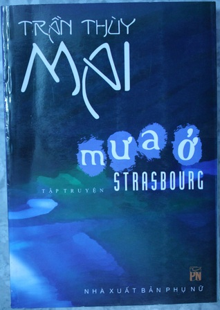 Mưa ở Strasbourg