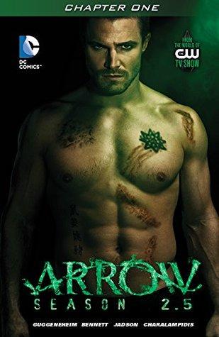 Blood 1: Return (Arrow: Season 2.5)