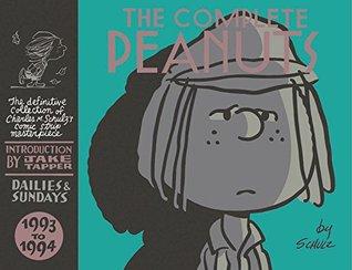 The Complete Peanuts, Vol. 22: 1993–1994
