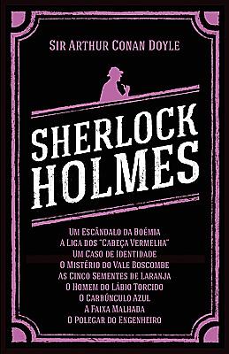 Obra Completa Sherlock Holmes (Sherlock Holmes, #3)