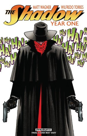 The shadow: year one by Matt Wagner