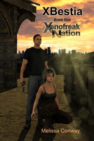 Xbestia: Book One Xenofreak Nation