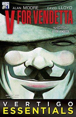 Vertigo Essentials: V for Vendetta  #1 (Vertigo Essentials 2014: V for Vendetta 1))