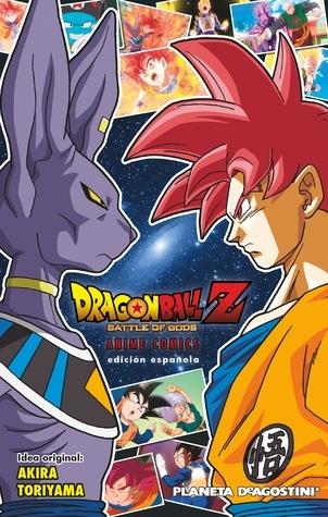 Dragon Ball Z - Battle of Gods: Anime comics