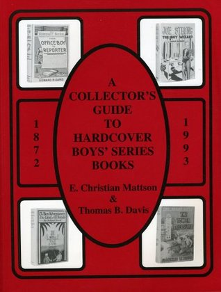 A Collector's Guide to Hardcover Boys' Series Books