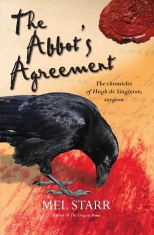 The Abbot's Agreement (Hugh de Singleton, Surgeon Chronicles #7)