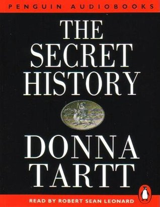 The Secret History (Penguin audiobooks)
