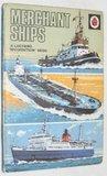 Merchant Ships (Ladybird Recognition Books)