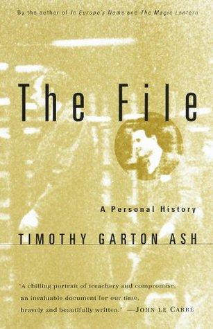 The File: A Personal History (ePUB)