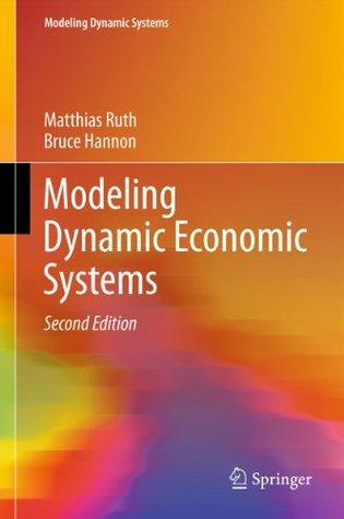 Modeling Dynamic Economic Systems