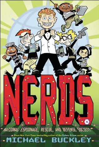 NERDS: National Espionage, Rescue, and Defense Society (enhanced ebook)