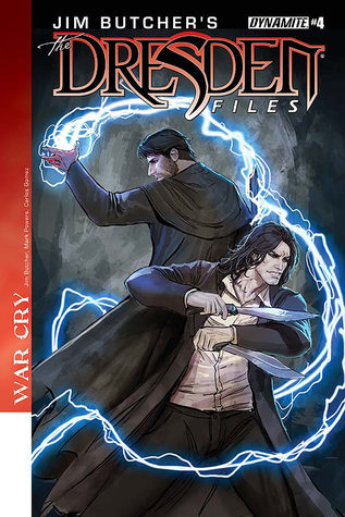 Jim Butcher's Dresden Files: War Cry #4
