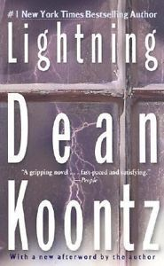 Lightning by Dean Koontz