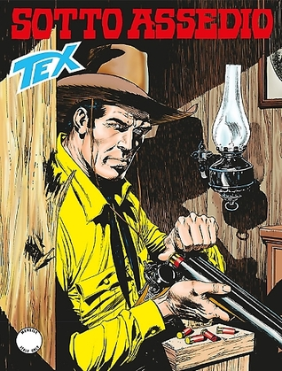 Tex n. 648: Sotto assedio