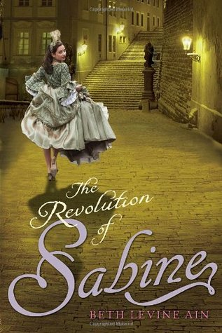 The Revolution of Sabine by Beth Ain