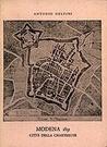 Modena 1831. Città della Chartreuse